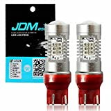 JDM ASTAR 1260 Lumens Extremely Bright PX Chips 7440 7441 7443 7444 Red Brake LED Bulb