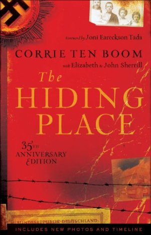 Image result for the hiding place book