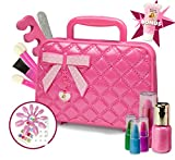 Toysical Kids Makeup Kit for Girl with Make Up Remover - 30Pc Real Washable & Non Toxic Play Princess Cosmetic Set- Ideal Birthday & Christmas Gift for Little Girls, Ages 3, 4, 5 & 6 Year Old Children