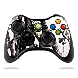 MightySkins Skin Compatible with Microsoft Xbox 360 Controller - Artic Camo | Protective, Durable, and Unique Vinyl Decal wrap Cover | Easy to Apply, Remove, and Change Styles | Made in The USA