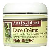 Nutribiotic Antioxidant Face Creme, 2 Ounce
