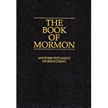 The Book of Mormon: Another Testament of Jesus Christ (Official Edition)