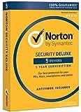 Norton Security Deluxe - 5 Device [Download Code]