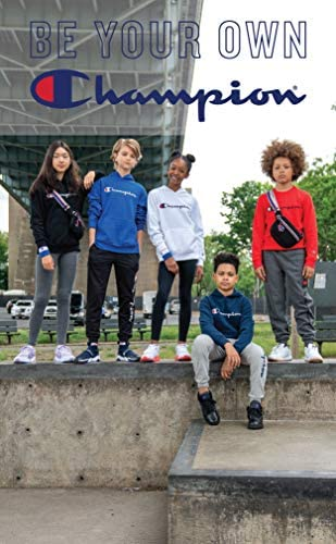 Champion Boys Sweatpant Heritage Collection Slim Fit Brushed Fleece Big and Little Boys Kids 4