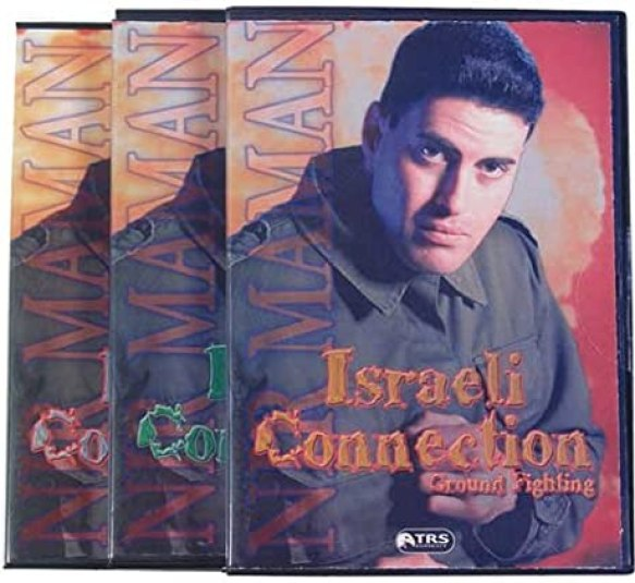 Картинки по запросу Israeli Connection (Hand-to-hand) with Nir Maman