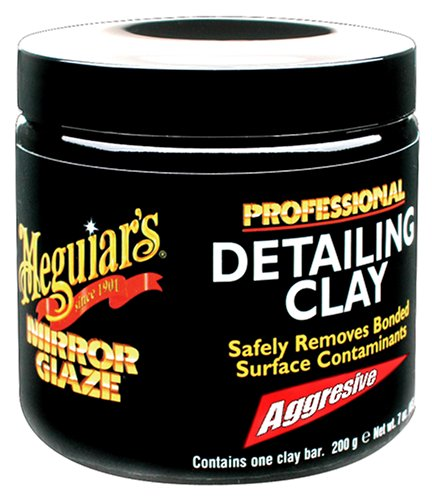 Meguiar's C-2100 Professional Detailing Clay, Aggressive