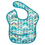 Bumkins SuperBib, Baby Bib, Waterproof, Washable, Stain and Odor Resistant, 6-24 Months - Quill