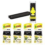 Little Trees CTK-52232-24 16 Pack Vent Wrap Vanillaroma (4-Pack), 16 Pack