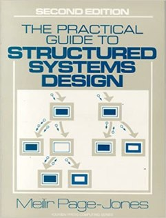 Afbeeldingsresultaat voor pae jones Practical Guide to Structured Systems Design""