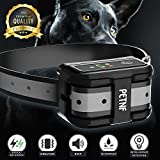 Upgraded Bark Collar Large Small Dog,2019 Automatic Rechargeable Shock Collar for Dogs Waterproof,Dog Barking Control Deterrent Devices Outdoor Indoor,E collars for dogs,Anti Bark Device Bark Stopper