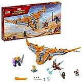 LEGO Juego de Construcción Marvel Super Heroes Avengers Infinity War, Thanos Batalla Definitiva (76107)