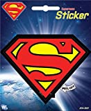 "Ata-Boy DC Comics Superman Logo 4"" Full Color Sticker"
