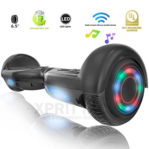 XPRIT Hoverboard w/Bluetooth Speaker...