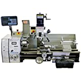 11' x 28' High Precision Variable Speed Combo Lathe W. DRO - Combo Lathe Mill Drill BPD290VG