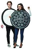 Rasta Imposta Oreo Couples Adult Costume, One Size