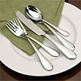 Oneida Icarus 30-Piece Flatware Set, Service for 6