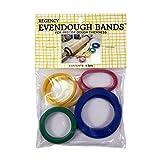 REGENCY EVENDOUGH BANDS ROLLING PIN RINGS