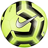 Nike Pitch Training Soccer Ball (Yellow, 4)