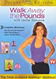 Walk Away the Pounds 2-Pack: Super Fat Burning + Get Up and Get Started High Calorie Burn