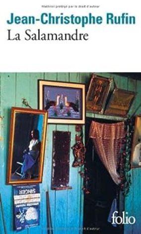 """Résultat de recherche d'images pour """"La Salamandre – Jean Christophe Rufin"""""""