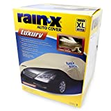 Rain-X 805528 Beige X-Large Luxury Car Cover