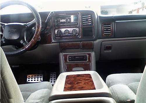 2007 Chevrolet Suburban Interior Parts