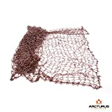 Arcturus Ghillie Netting - 5' X 9' Netting for Ghillie Suit Sniper Kits - 1.25' Holes