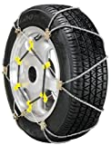 Security Chain Company SZ329 Shur Grip Z Passenger Car Tire Traction Chain - Set of 2 by Security Chain