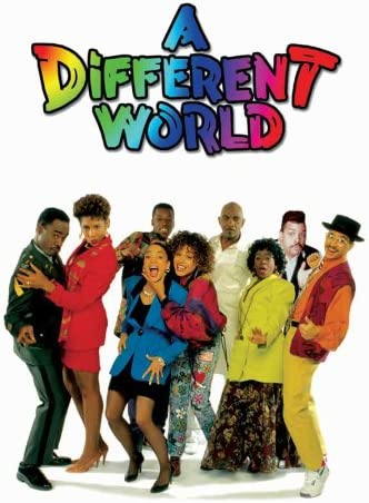 A Different World (TV) 11 x 17 TV Poster – Style A