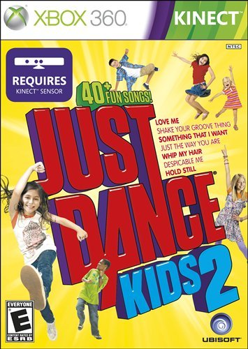 Just Dance Kids 2 - Kinect Required - Xbox 360 Standard Edition