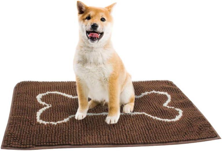 Alfombrilla para Perros de Microfibra ultrabsorbente