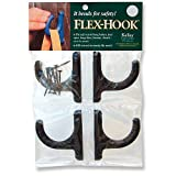 Product review for Flex-Hook Hangers 4-Pack Black