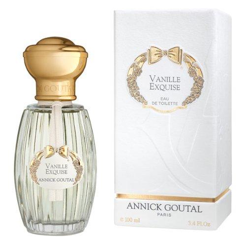 Annick Goutal Vanille Exquise Women's Eau de Toilette Spray, 3.4 Ounce