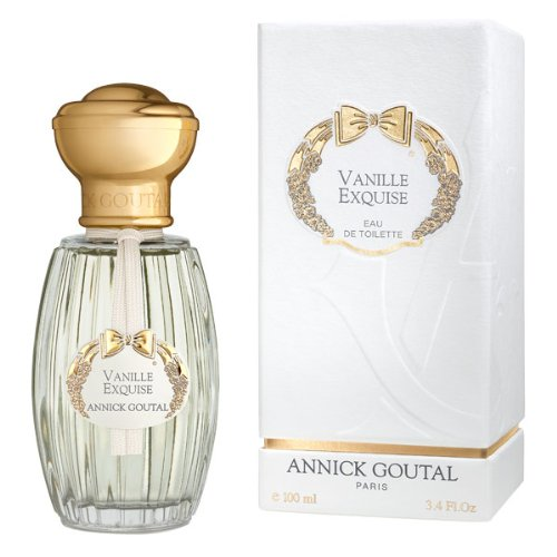 Annick Goutal Vanille Exquise Women's Eau de Toilette Spray, 3.4 Ounce