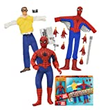 Diamond Select Toys Marvel Retro Spider-Man Limited Edition Action Figure Box Set