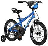 Schwinn Koen Boy's Bike with SmartStart, 16' Wheels, Blue
