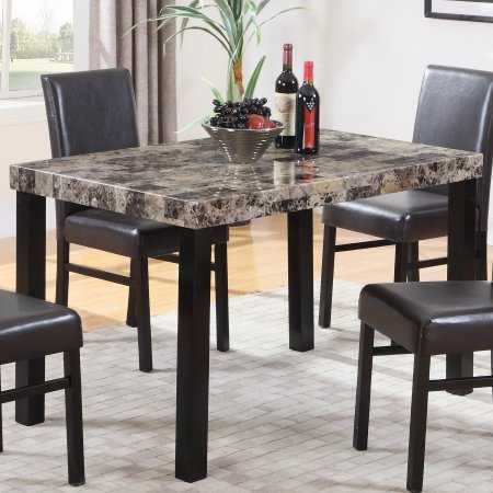 Best Master Furniture's Britney Dining Table