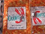 Crawfish Tail Meat Wild Caught Frozen 3Lbs.