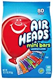 Airheads Chewy Mini Bars Variety Pack, Easter Basket Stuffers, Party, Non Melting, 32.17 Ounce (Pack of 4)