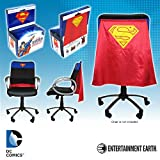 Entertainment Earth Distribution Superman Silver Age Chair Cape