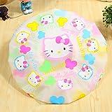 CJB Hello Kitty Bath Shower Caps Hats Butterfly (US Seller)