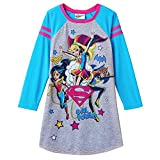 DC Comics Super Hero Girls Nightgown-Wonder Woman, Supergirl and Batgirl (12)