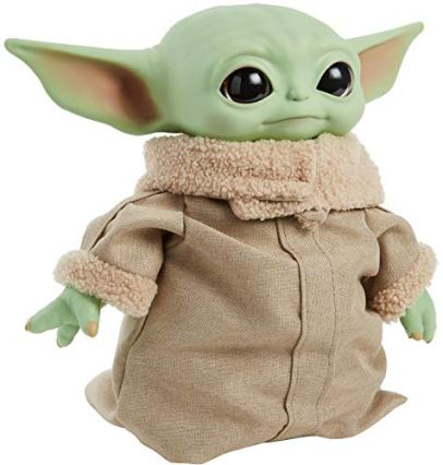 Star-Wars-The-Child-Plush-Toy-11-inch-Small-Yoda-like-Soft-Figure-from-The-Mandalorian-Green