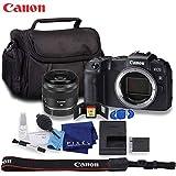 Canon EOS RP Mirrorless Digital Camera - Deluxe Kit