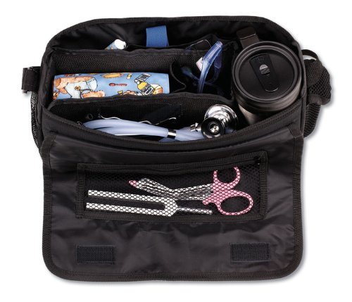 Prestige Medical Nurse's Car-GO Bag, Black