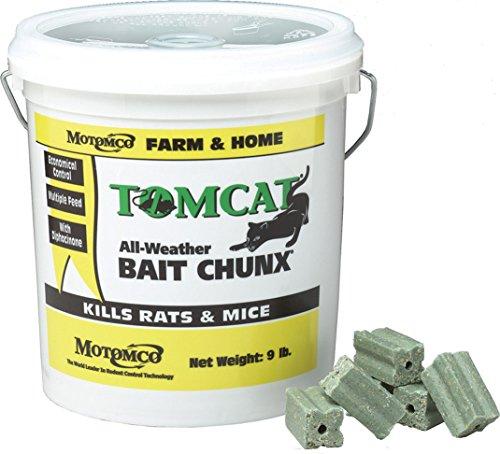 Motomco Tomcat All-weather Bait Chunx