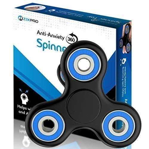 The Official Anti-Anxiety 360 Spinner with EBOOK