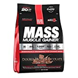 Elite Labs USA MASS MUSCLE GAINER, VANILLA ICE CREAM 20 LBS