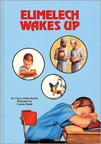 Image result for Elimelech Wakes Up