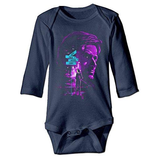 Babies' Purple Man 2016 Infant Bodysuit